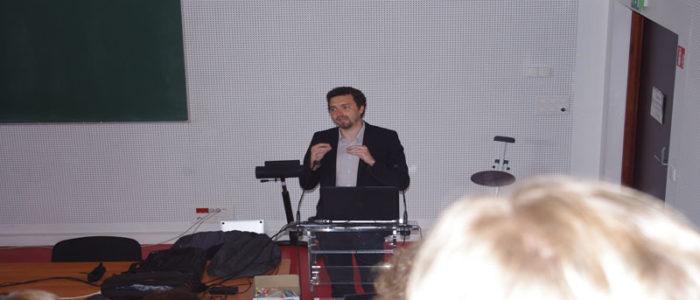 Journée de la Smsts à l'UTBM Montbéliard - ergonomie et santé au travail