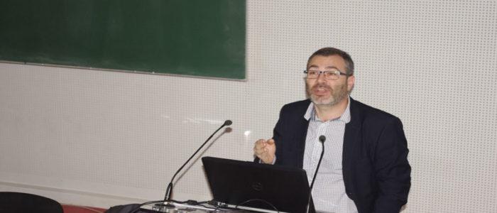 Gaetan Bourmaud - Journée de la Smsts à l'UTBM