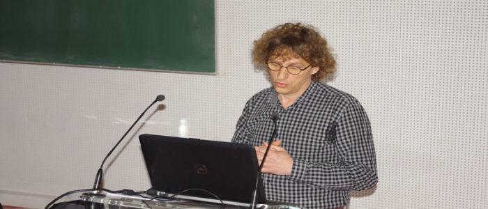 Jacques Buisson - Journée de la Smsts à l'UTBM Montbéliard