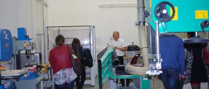 Atelier de prototypage - quelques machines - UTBM