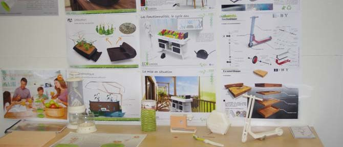 Quelques projets d'étudiants