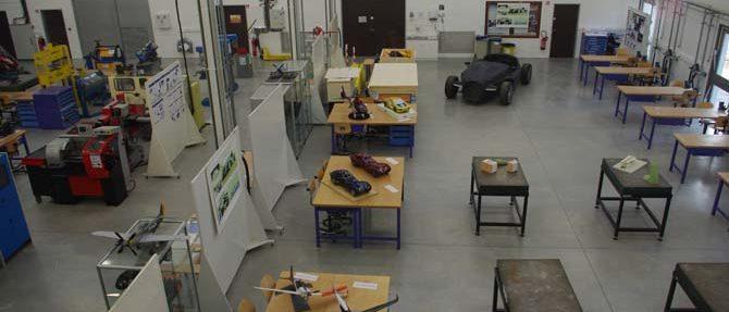 Atelier de prototypage